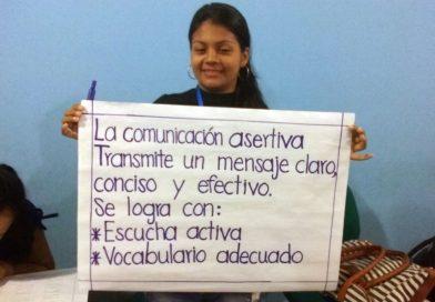 Comunicación asertiva – Estudiantes del programa transfórmate