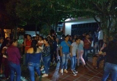 Simulacro de evacuación Funedo