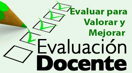 Funedo: Evaluaciones docentes